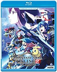 Phantasy Star Online 2 - Blu-ray